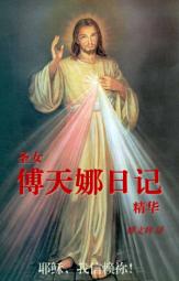 圣女傅天娜日记精华
