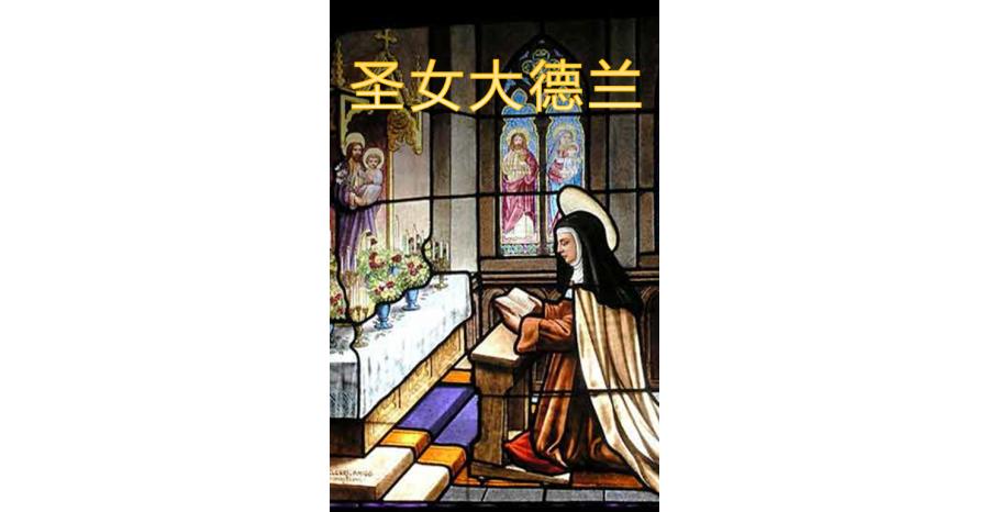 圣女大德兰(简)_pdf